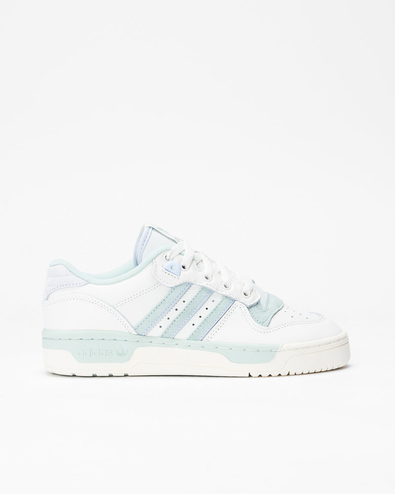 Adidas Adidas Rivalry Low Cloud White/Off white/Green