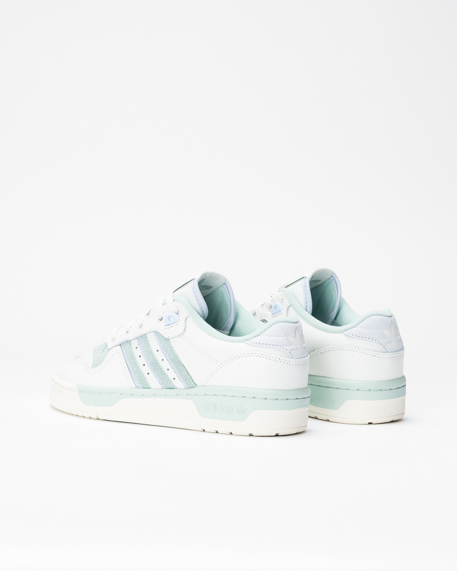 Adidas Rivalry Low Cloud White/Off white/Green