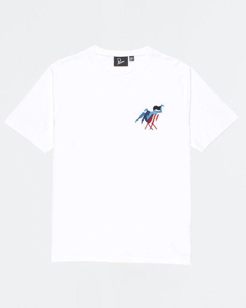 Parra Parra Beach T-Shirt White