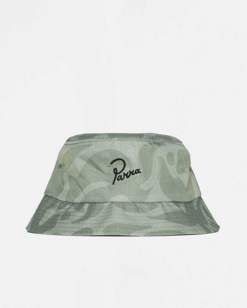 Parra Parra Bird Camo Bucket Hat
