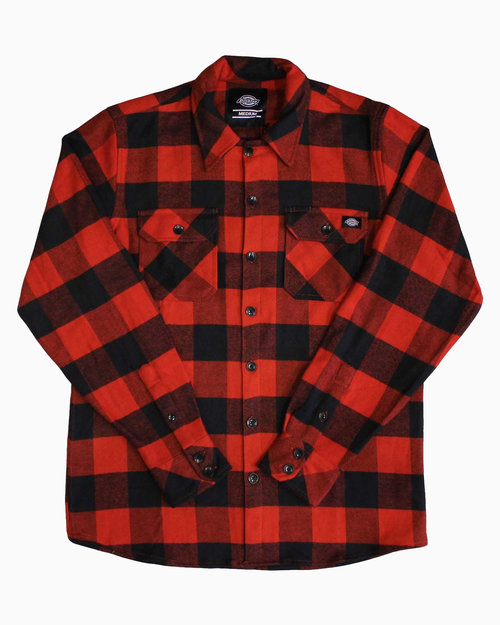 Dickies Dickies Sacramento Shirt Red