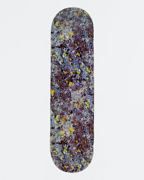 MEDICOM TOY Sync. Jackson Pollock Studio Deck