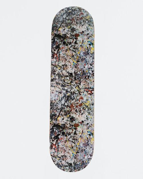 MEDICOM TOY Sync x Jackson Pollock Studio Deck 2