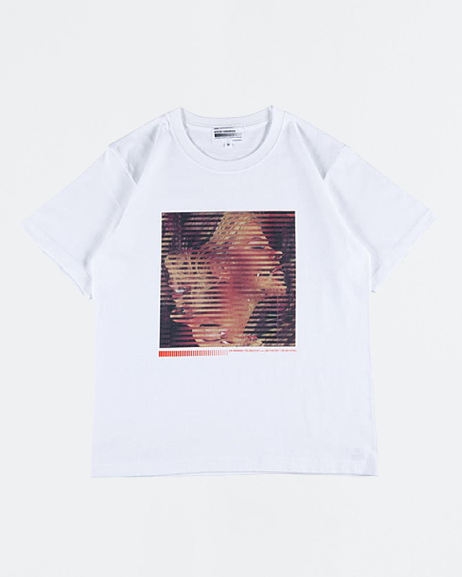"Sync x Kokuse Kawamura T-Shirt ""Alternate"" White"