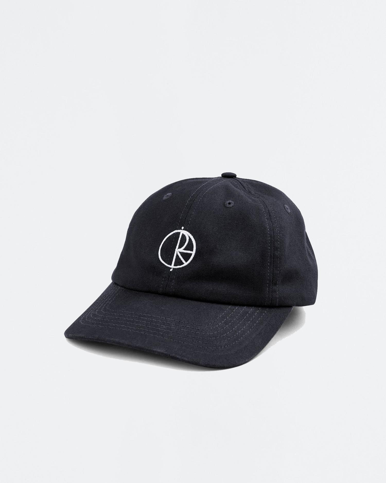 Polar Stroke Logo Cap Dark Navy