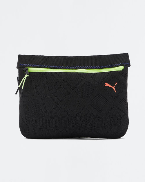 Puma Puma x CSM Knit waist bag Black