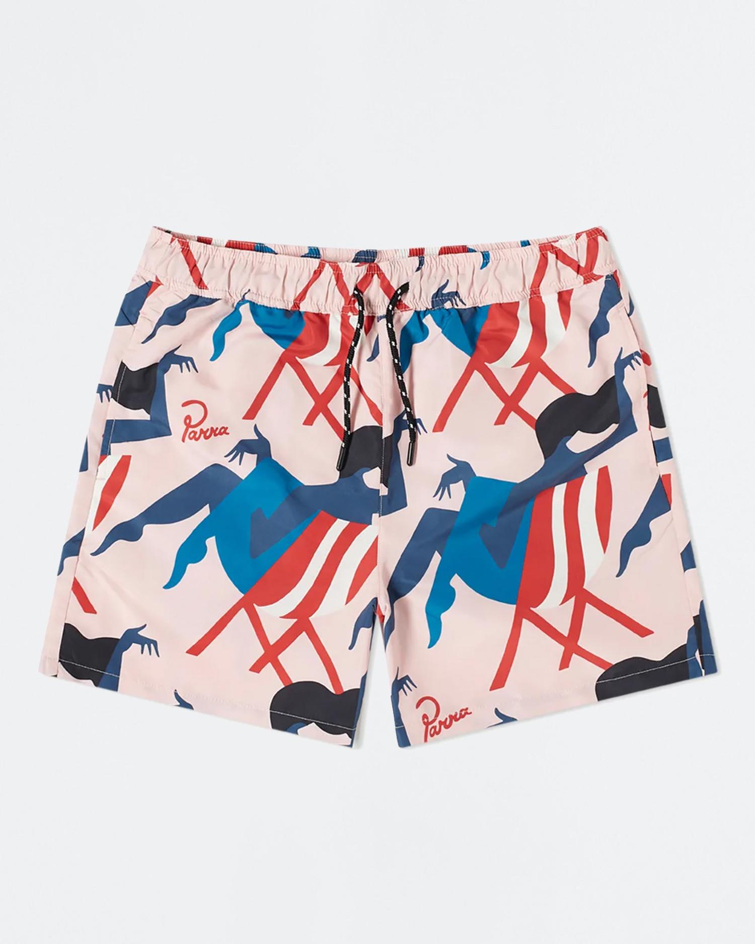 Parra Madame Beach Swimshorts