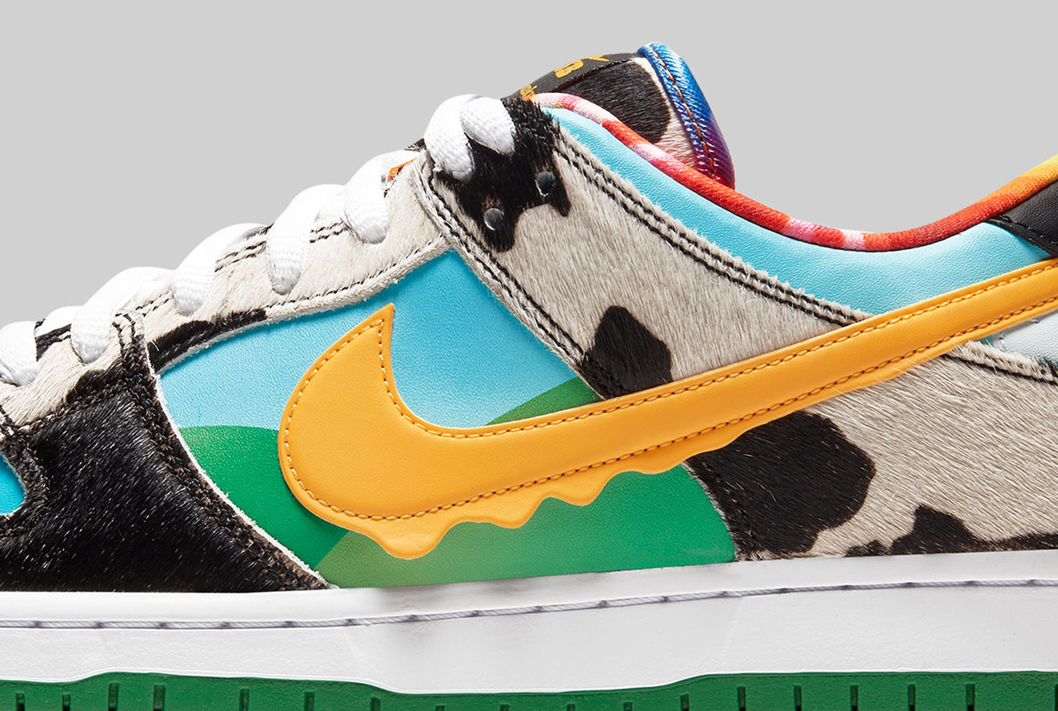 Launches - 23.05.2020 - The Nike SB x Ben & Jerry's Dunk Low ...