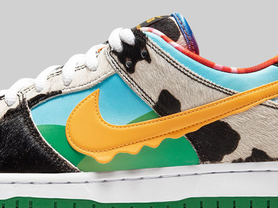 23.05.2020 - The Nike SB x Ben & Jerry's Dunk Low Pro Raffle