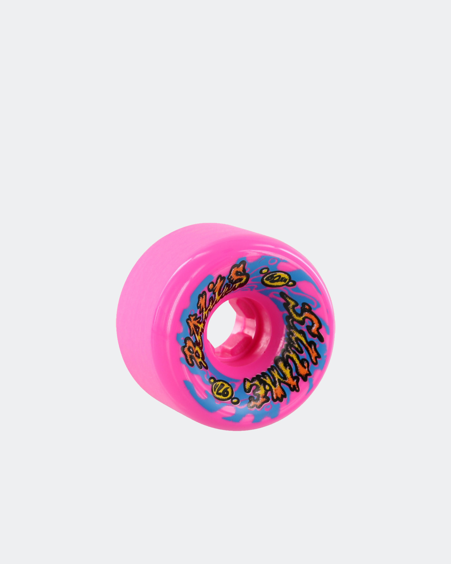 Santa Cruz Gooberz 97A 60mm Pink