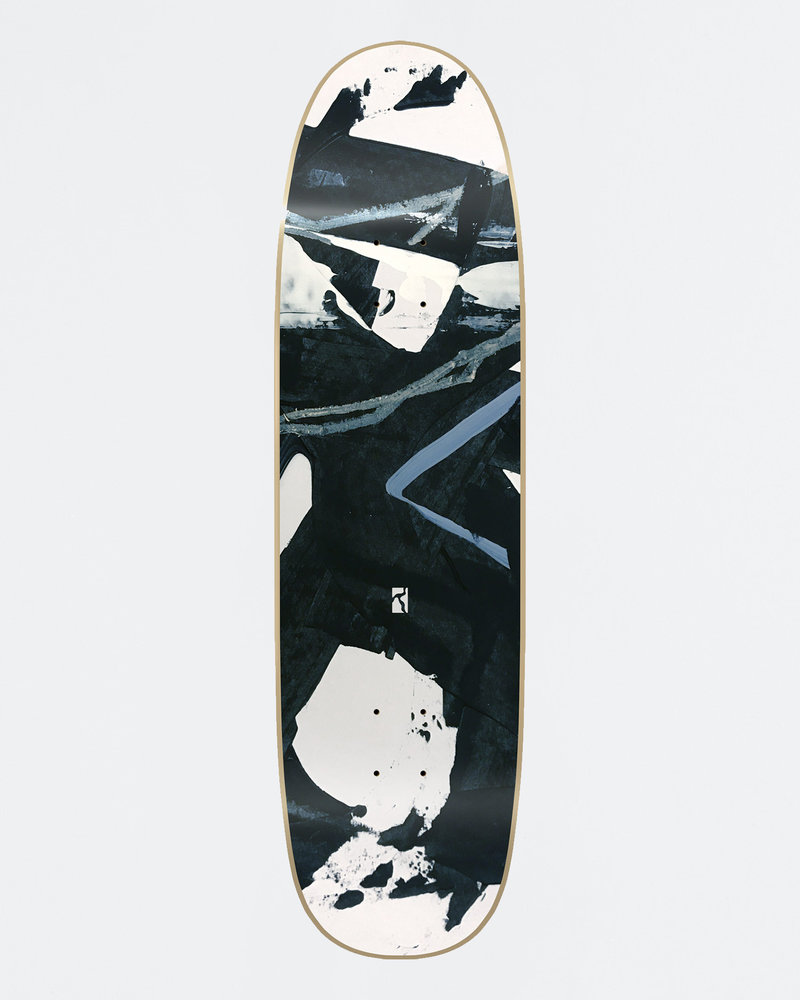 """Poetic Collective Poetic Collective All over Deck Abstract Special Shape 8.5"""""""