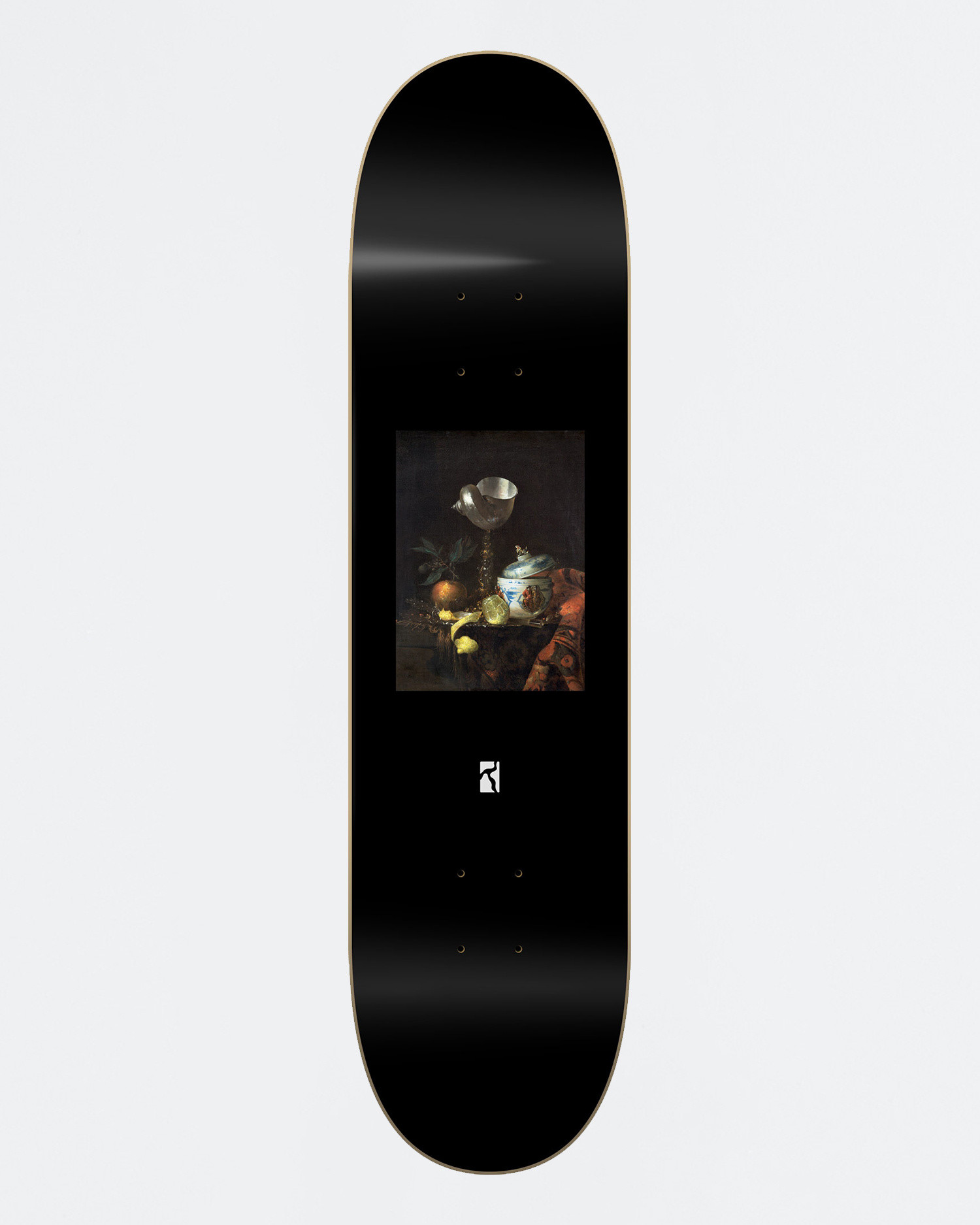 """Poetic Collective Framed Deck Black (high concave) 8.375"""""""