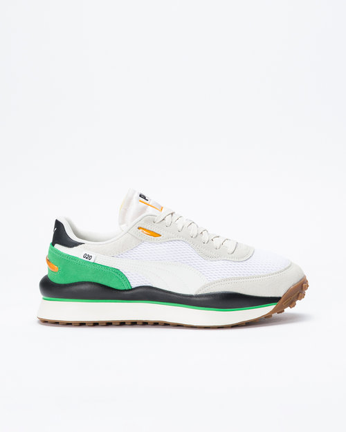 Puma Puma Style Rider stream on White/Gray