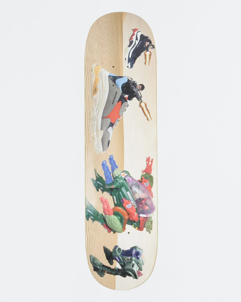 Alltimers Alltimers Exo Shoe Wars Deck 8.1