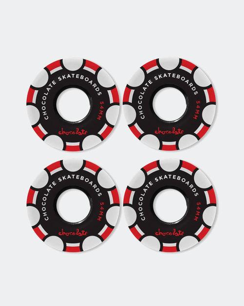 Chocolate Chocolate Chips Cruiser Wheel 54 mm