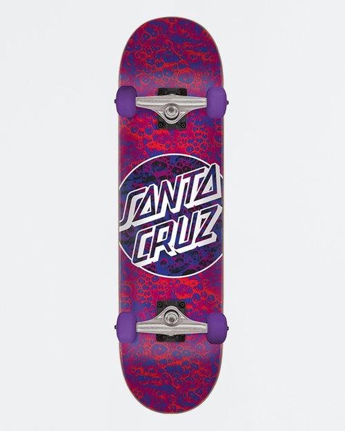 Santa Cruz Santa-Cruz Complete Foam Dot Purple 7.75