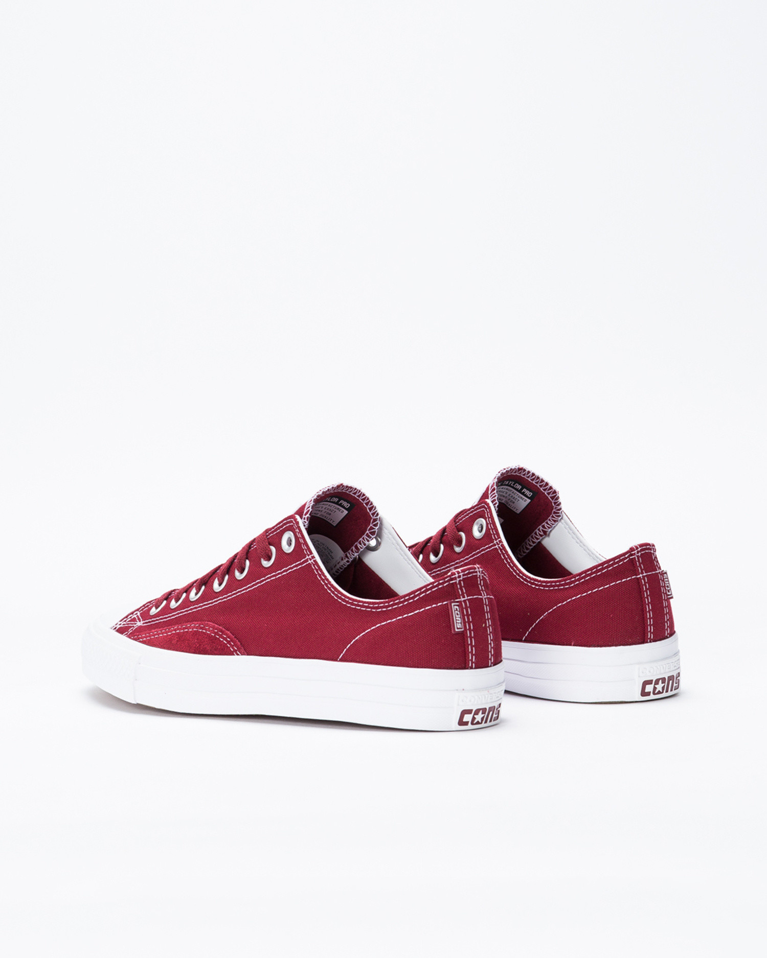 Converse Ctas pro Ox Team Red/White/White