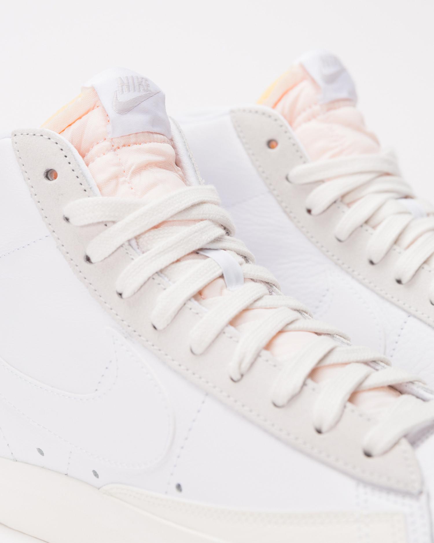 Nike Blazer Mid vntg'77 White/white-sail-platinum tint