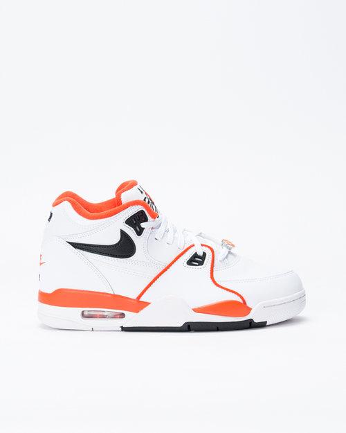 Nike Nike Air Flight 89 EMB White/Black-Team Orange