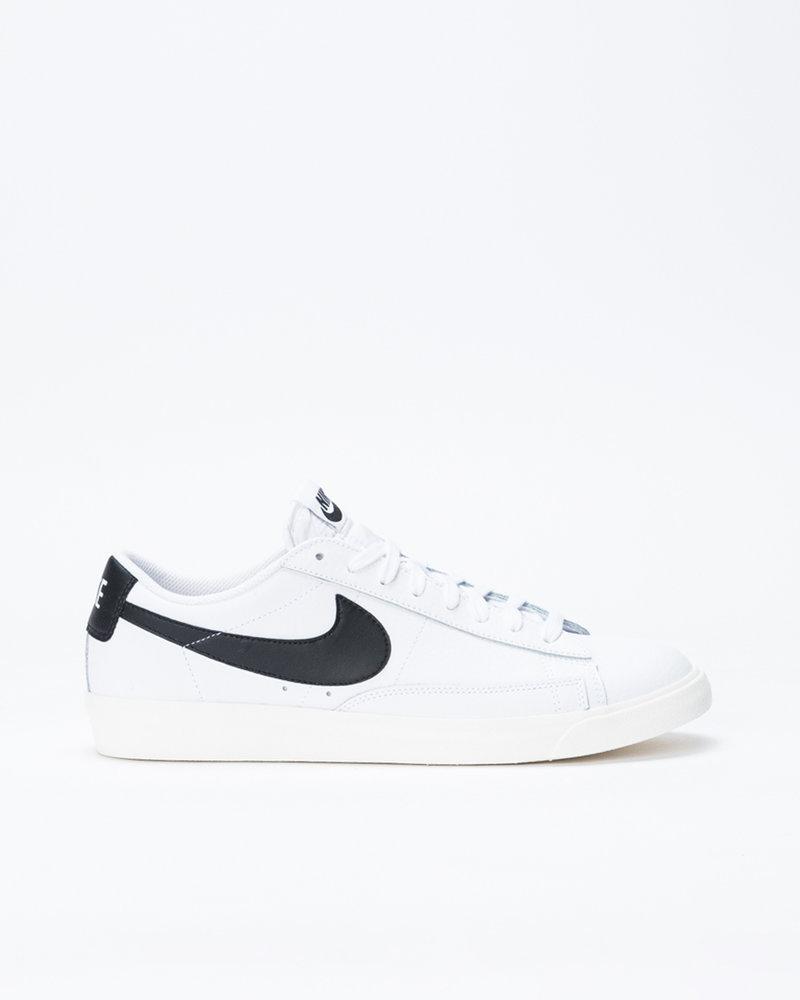Nike Nike Blazer Low Leather White/Black-Sail