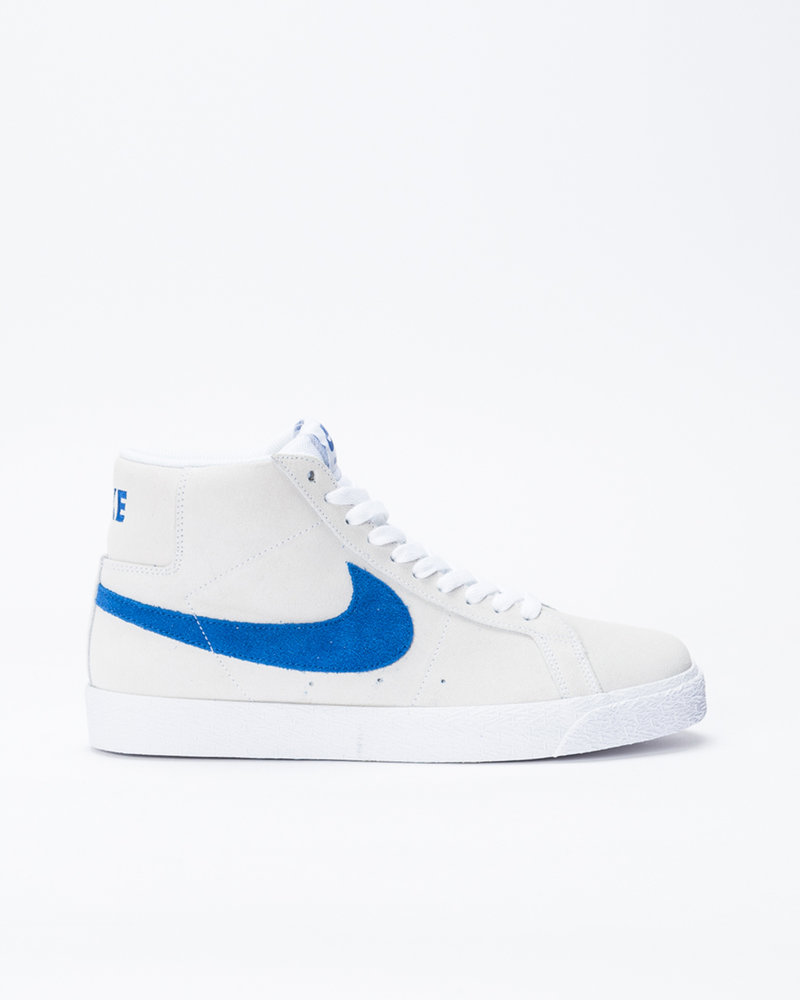 Nike Nike SB Zoom Blazer Mid White/team royal-white-cerulean