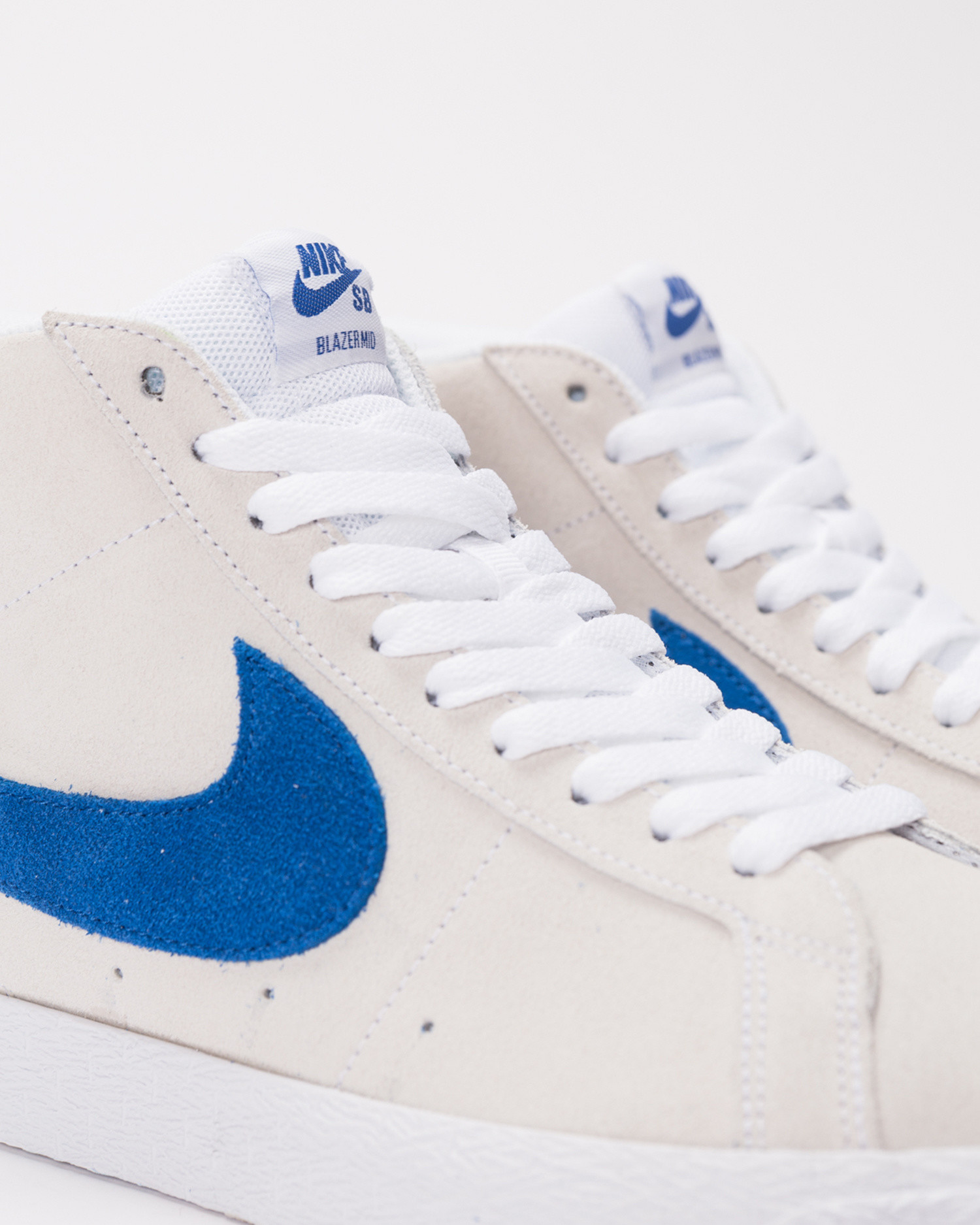 Nike SB Zoom Blazer Mid White/team royal-white-cerulean