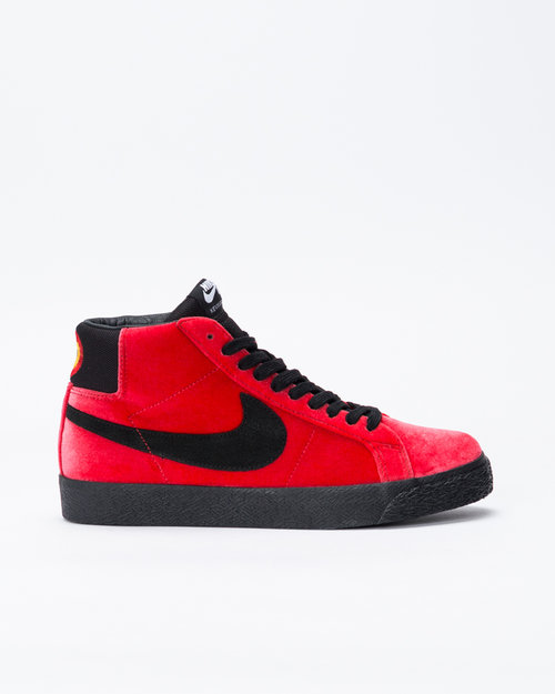 Nike Nike SB Kevin Bradley Blazer Mid Iso University Red/Black