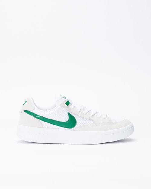 Nike Nike SB Adversary White/Pine Green-White-White