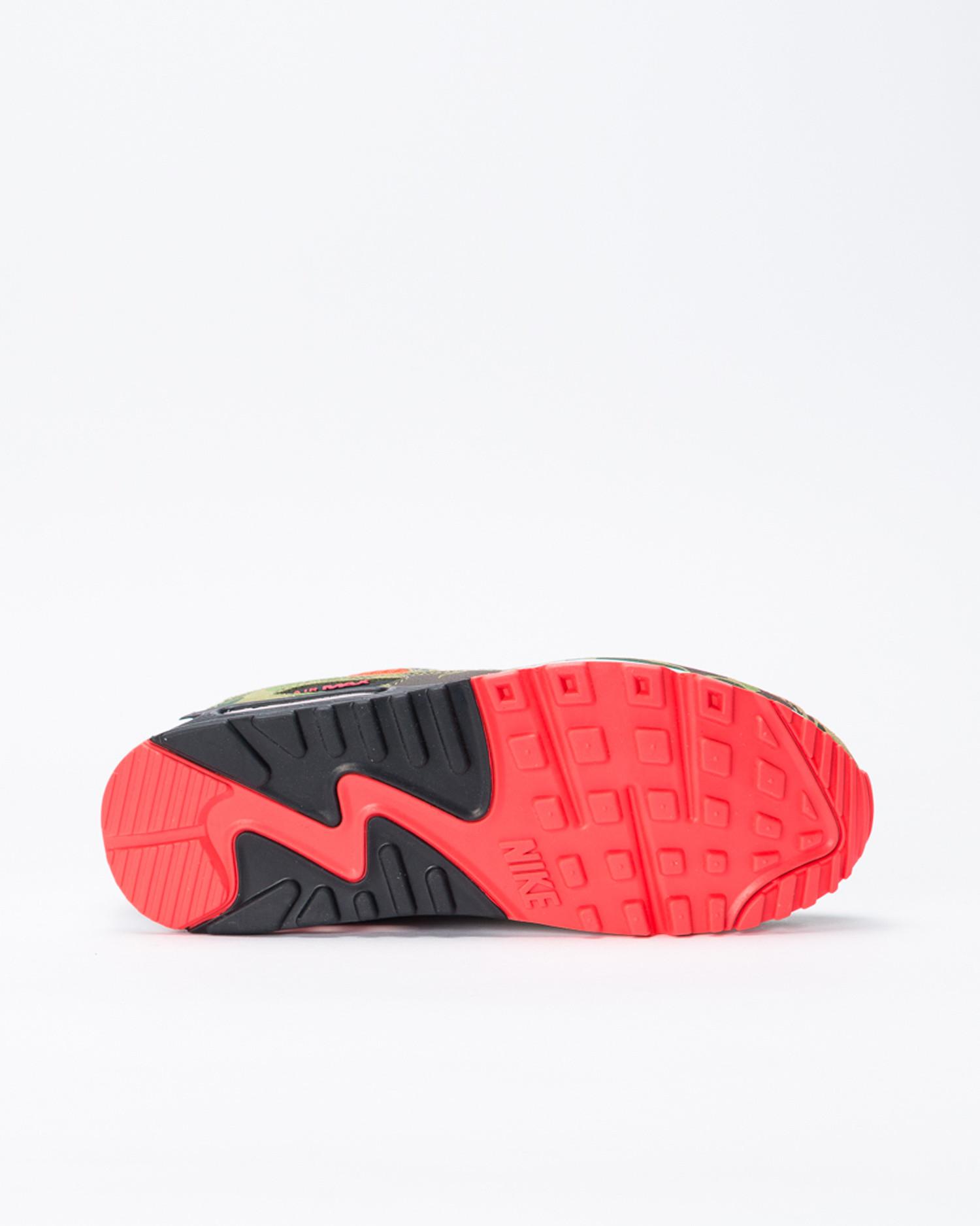 Nike Air Max 90 SP Reverse Duck Camo Infrared/Black