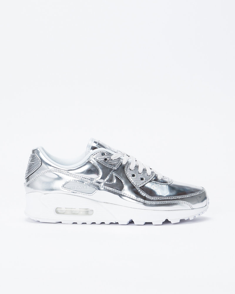 Nike Nike Wmns Air Max 90 sp Chrome/chrome-pure platinum-white