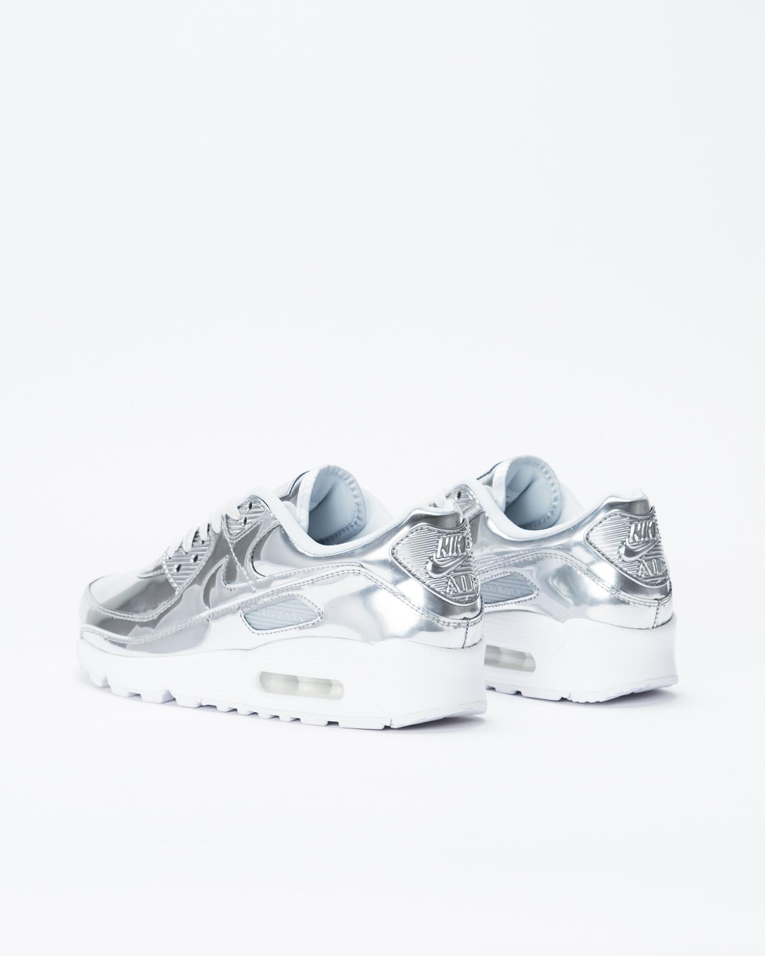 Nike Wmns Air Max 90 sp Chrome/chrome-pure platinum-white