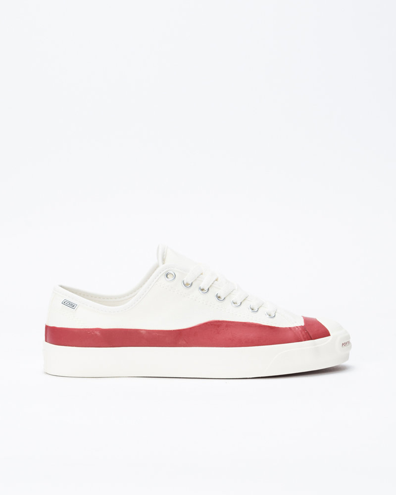 Converse Converse Jack Purcell Pro Pop Trading Egret/Red Dahlia/Egret