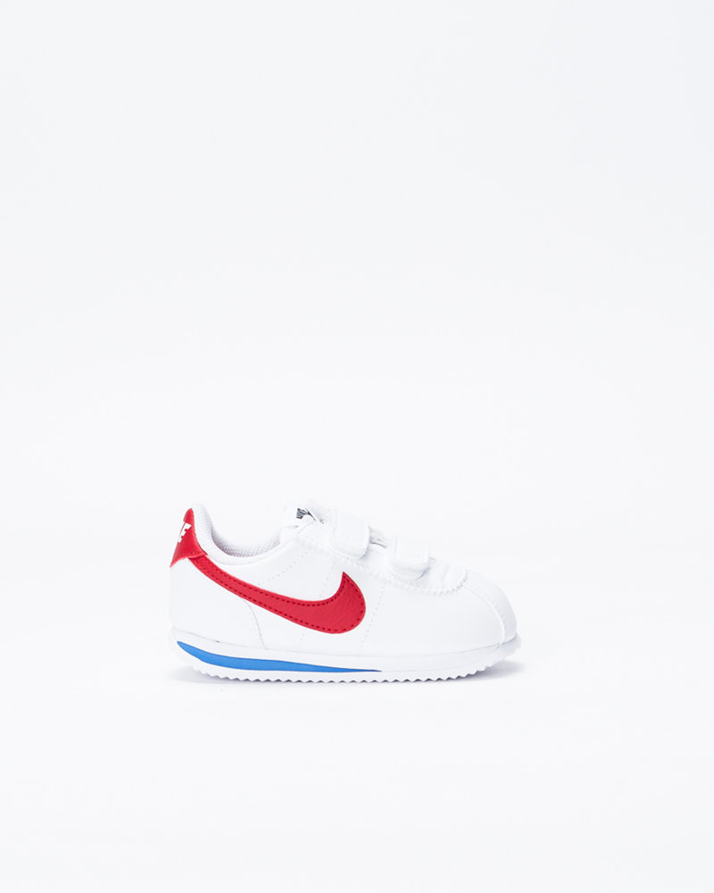 Nike Nike Boys Cortez Basic SL Toddler White/Varsity Red-Varsity Royal-Black