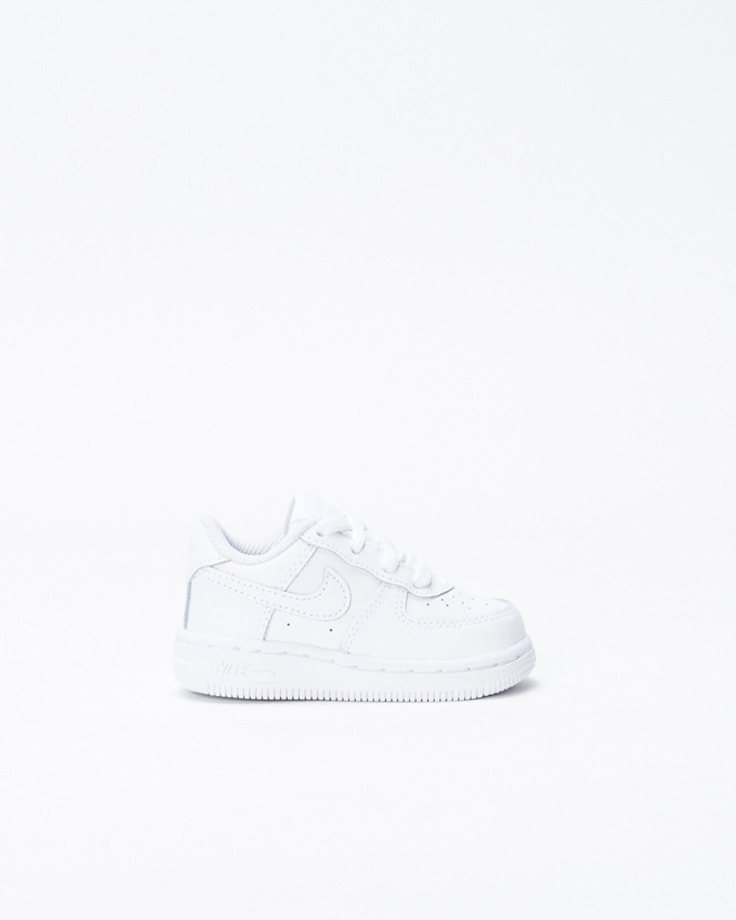 Nike Boys Force 1 '06 (TD) Toddler White/White-White