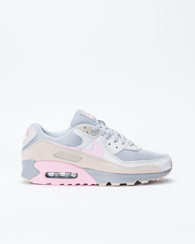Nike Nike Air Max 90 vast grey/pink-wolf grey-string