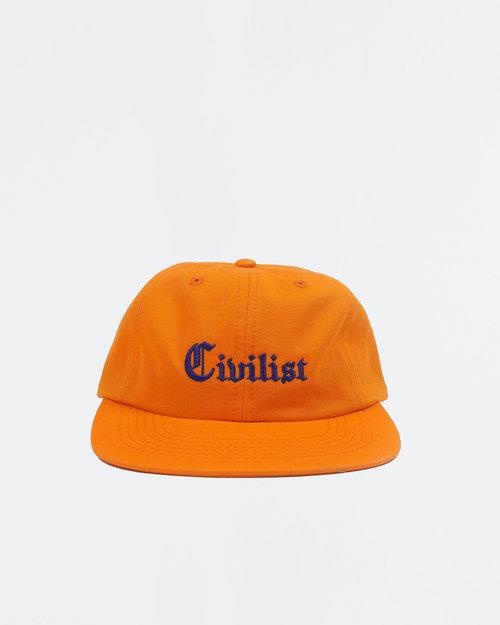 Civilist Civilist Sports Omni Cap Orange