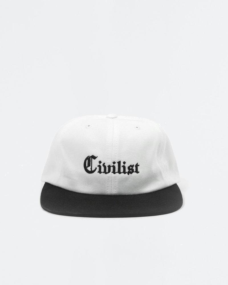 Civilist Civilist Sports Omni Cap White/Black