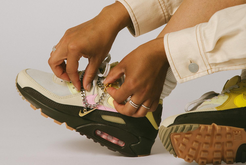 19.06.2020 - The Nike Air Max 90 'Velvet Brown'