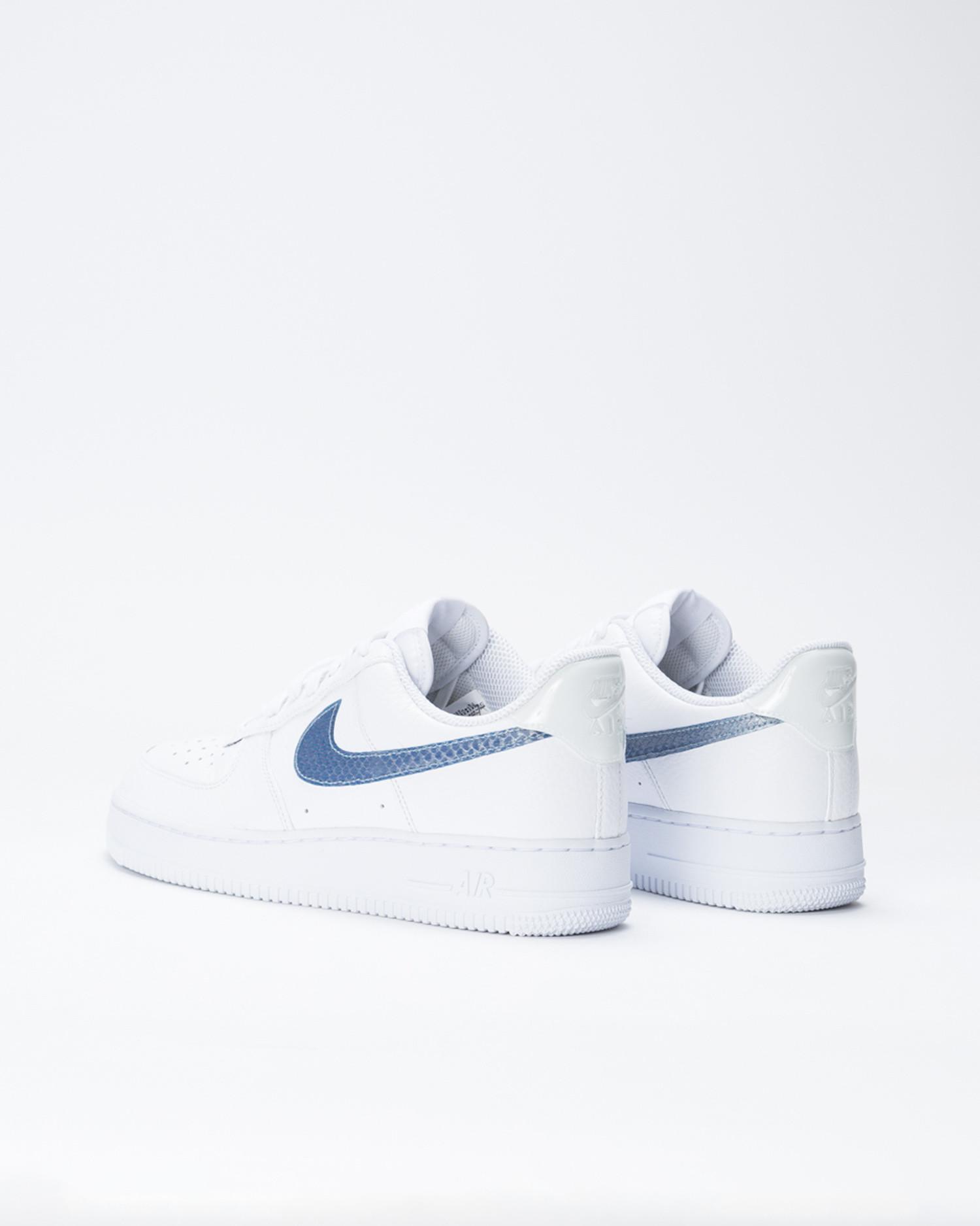 Nike Air Force 1 LV8 White/Thunderstorm/White