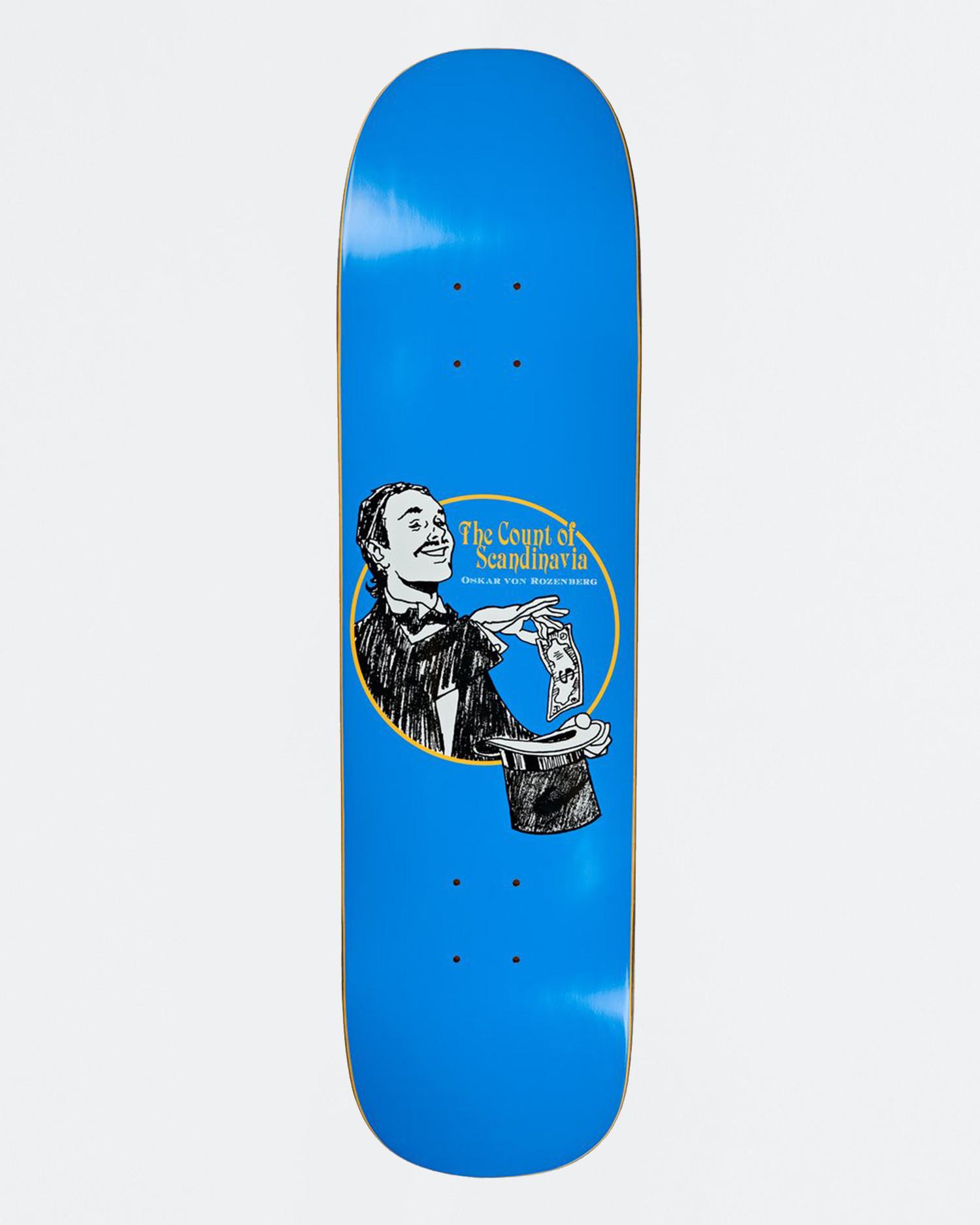 Polar Oskar Rozenberg The Count Deck Blue Arigato