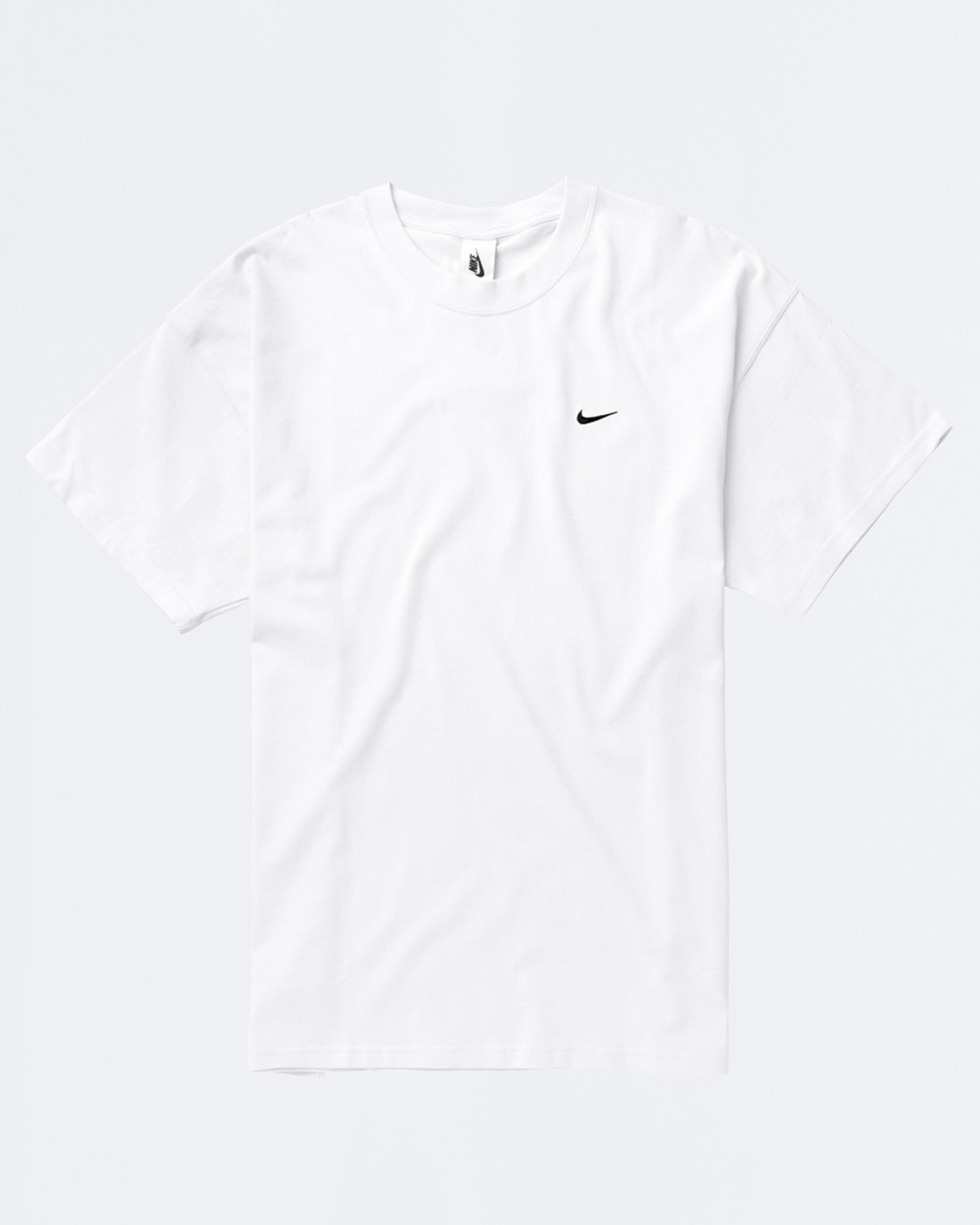 Nikelab Swoosh T-Shirt White/Black