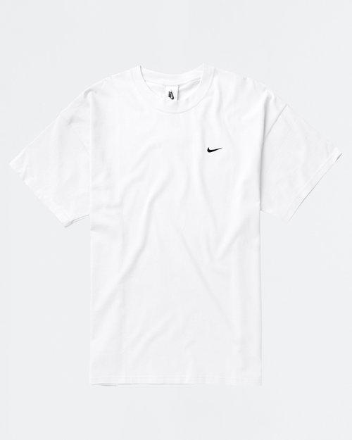 Nike Nikelab Swoosh T-Shirt White/Black