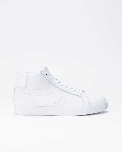 Nike Nike SB Zoom Blazer Mid White/White-White