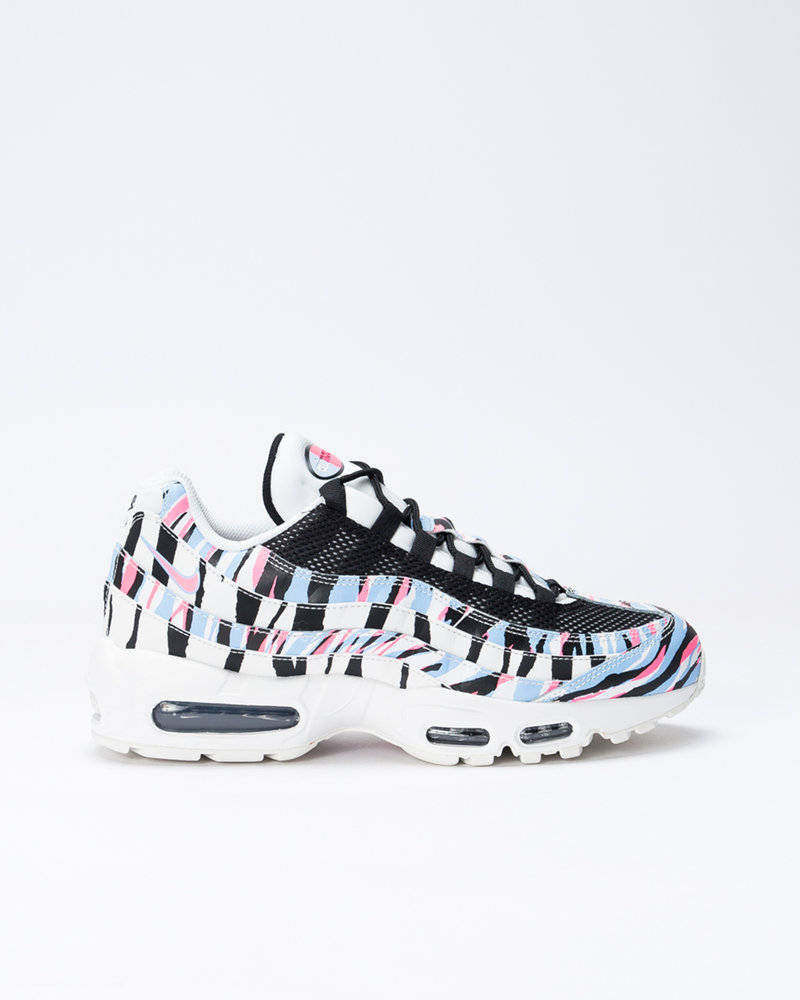Nike Nike Air Max 95 CTRY Korea Summit White/Black/Royal Tint/Racer Pink