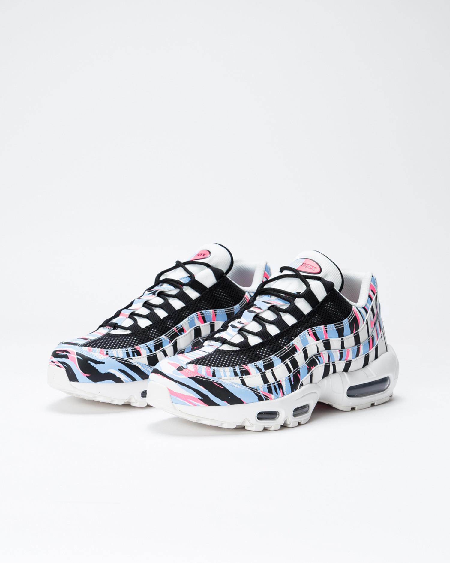 Nike Air Max 95 CTRY Korea Summit White/Black/Royal Tint/Racer Pink