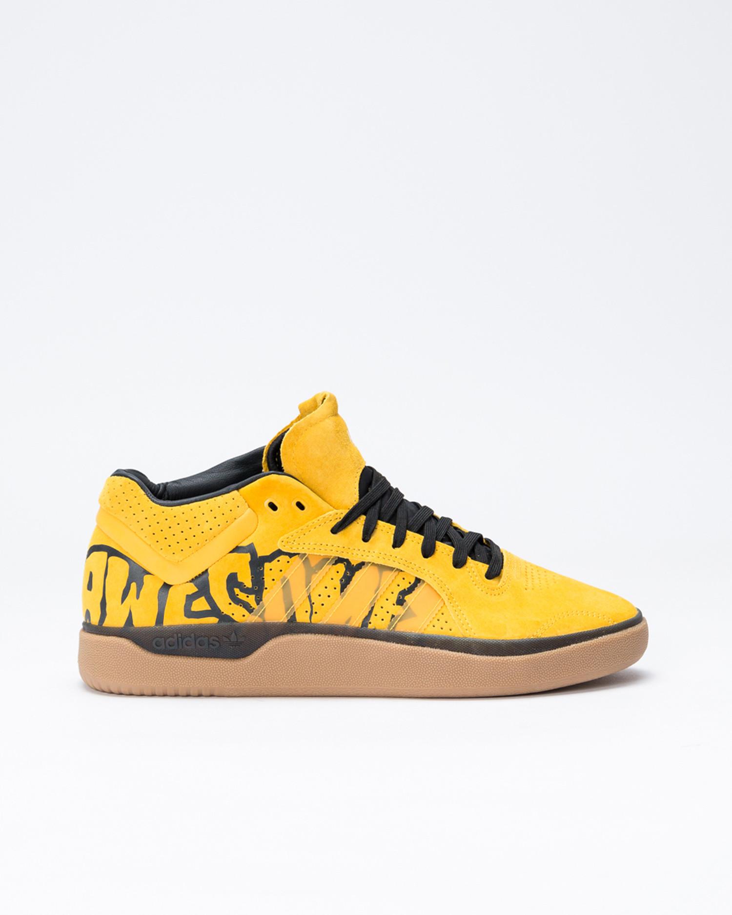 adidas Skateboarding x Fucking Awesome Tyshawn Active Gold/Core Black/Gum