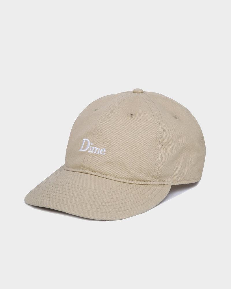 Dime Dime Classic Logo Cap Beige
