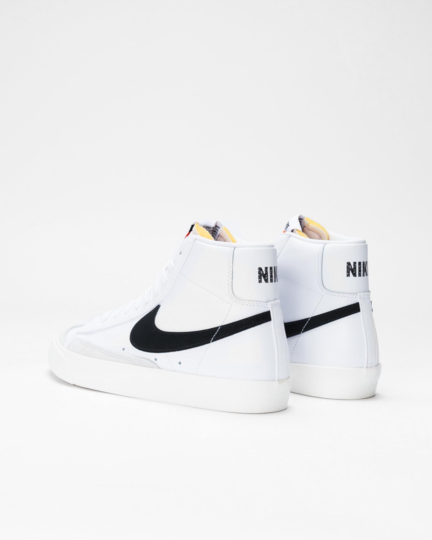 Nike Blazer Mid'77 Vintage White/Black