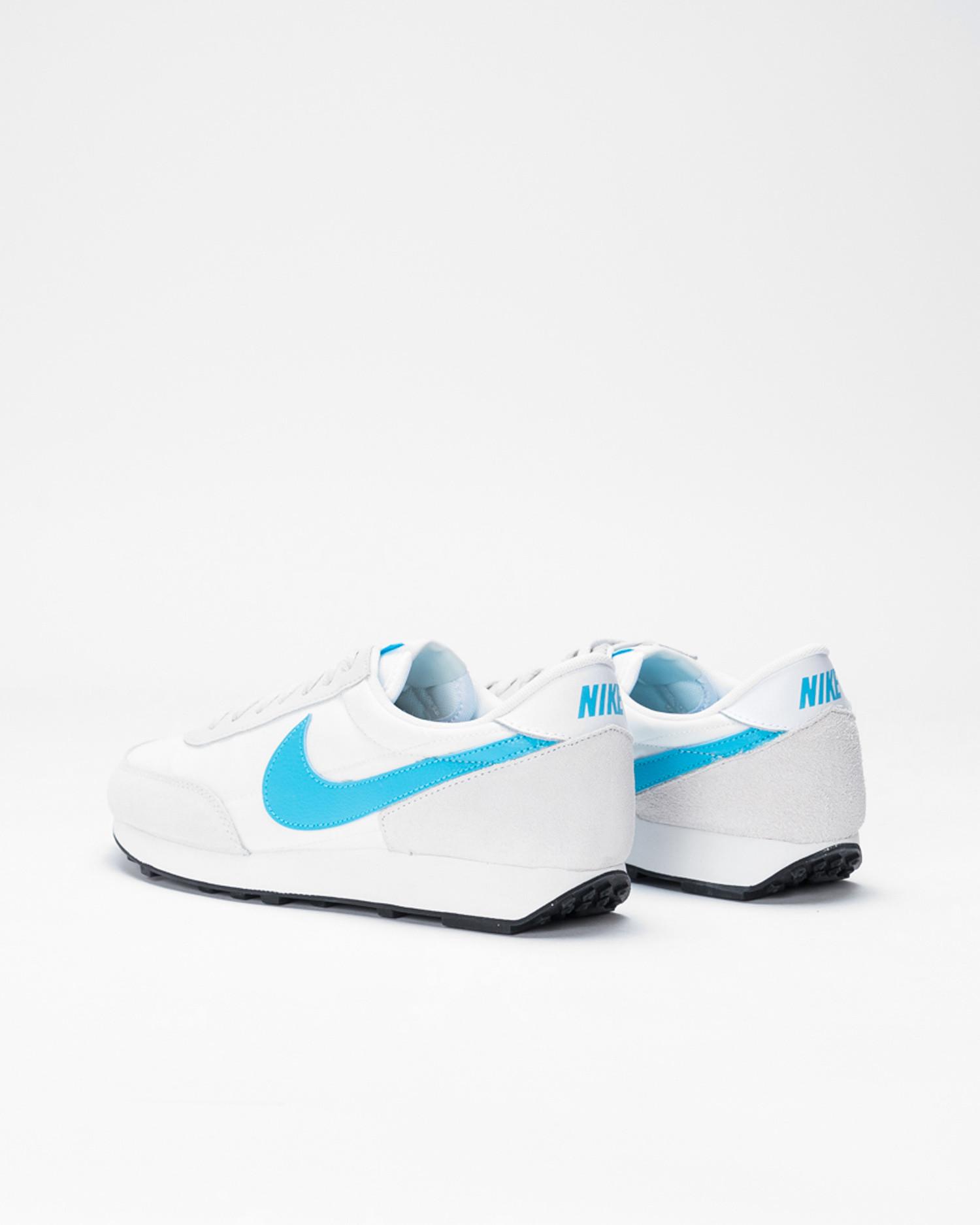 Nike Wmns Daybreak Vast Grey/Blue Fury-Summit White-White