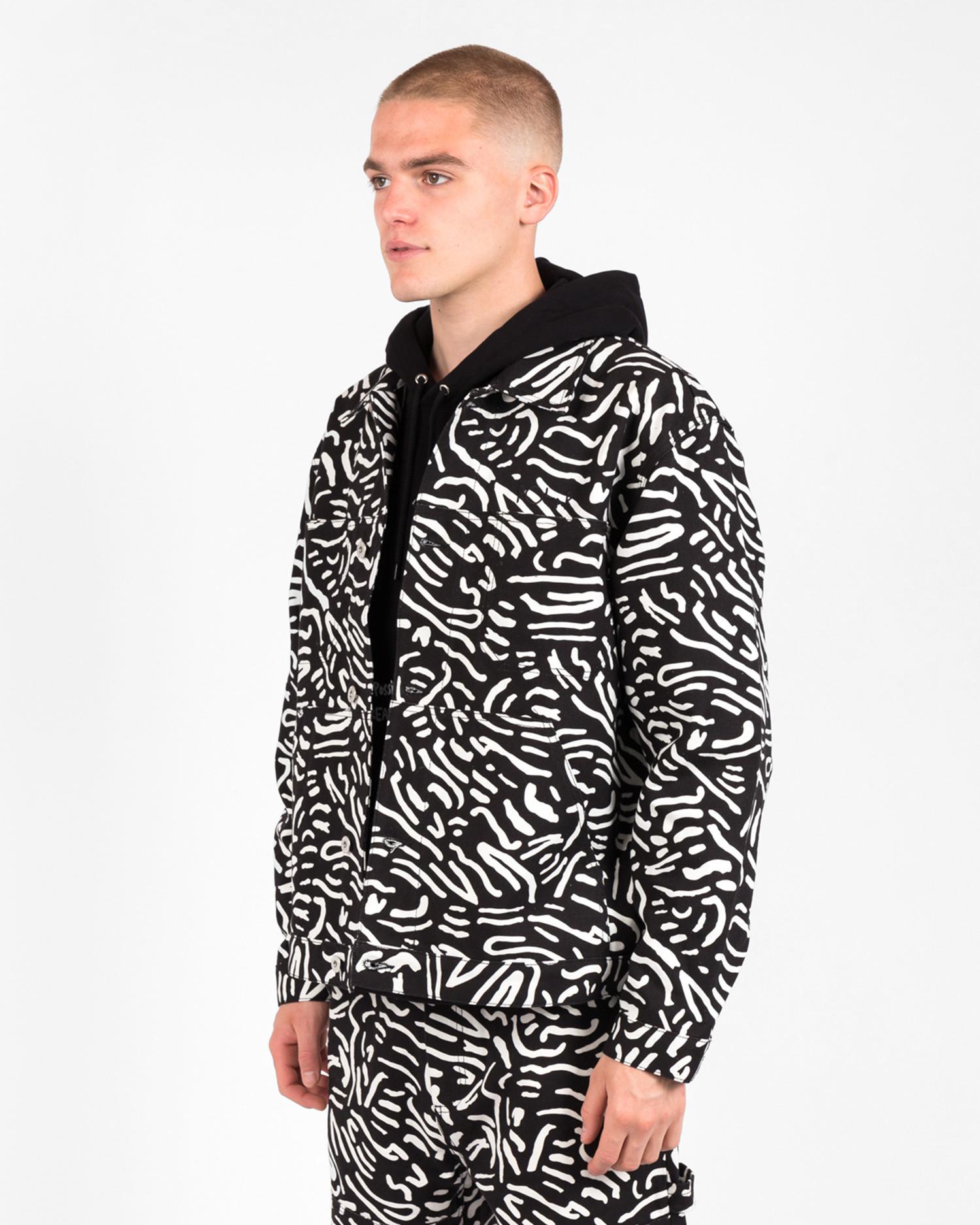 Polar Cell Jacket Black